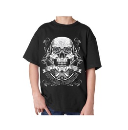 Youth Hammer Tee Black