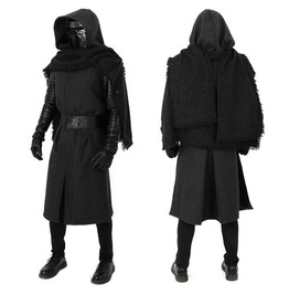 Kylo Ren Trench Coat/ Star Wars /Trench Coat/
