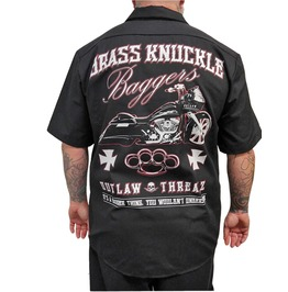 Brass Knuckle Bagger Dickie Workshirt