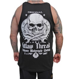 Original Outlaw Tank Black