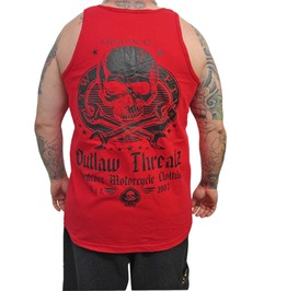 Original Outlaw Tank Red