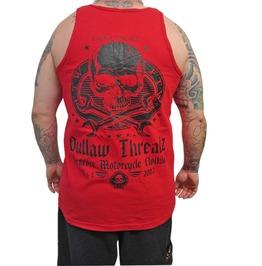 Original Outlaw Tank Red