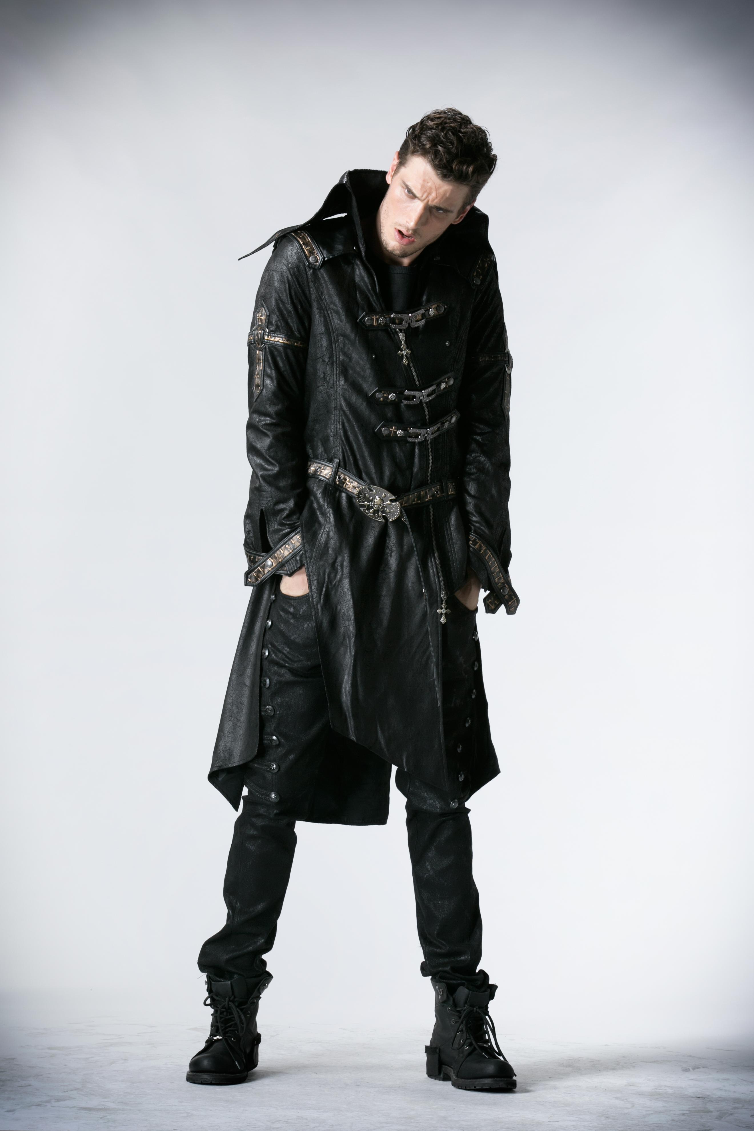 Medieval leather jacket