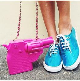 Bolso Pistola / Gun Bag Wh126