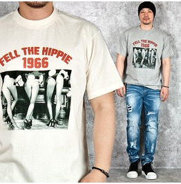 Vintage Picture Printed Round T Shirts 519