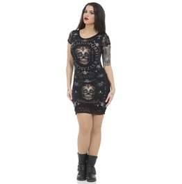 Jawbreaker Clothing The Clock Is Ticking Dress