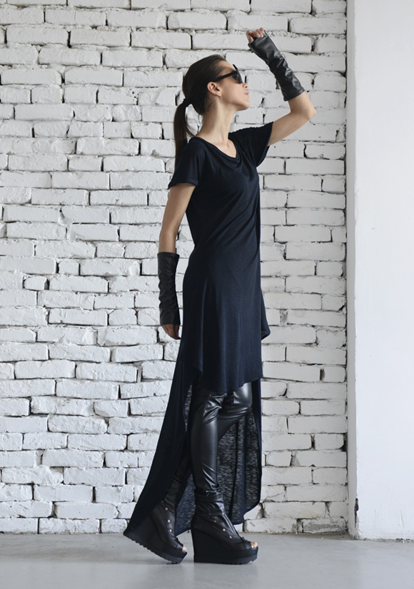 black_long_top_asymmetrical_tunic_short_sleeve_top_extravagant_black_standard_tops_5.jpg