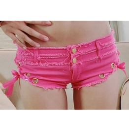 Summer Sexy Lace Hipster Shorts Nightclub Thin Women Shorts 5 Colors