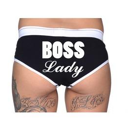 Boss Lady Booty Shorts