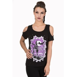 Banned Apparel Flying Solo Top