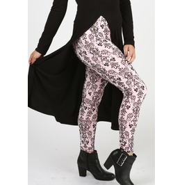 French Kiss Baroque Leggings