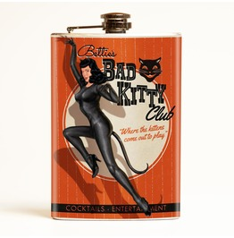 Bettie Page Bad Kitty