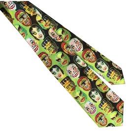 Monster Mash Men's Tie