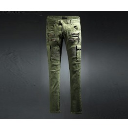 Cotton Pants/Trousers/Men's Fashion Cotton Washing Cargo Pants