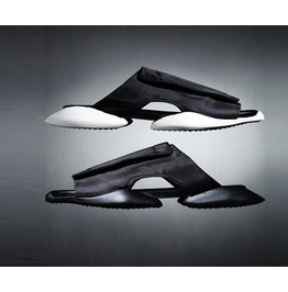 Mens Rubber Trainer Slipper Sandals