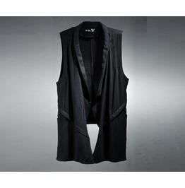 Mens Linen Evening Vest