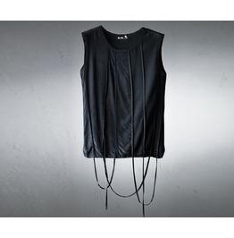 Men's Gotich String Shirts / Sleeveless Top / Oversized Shirt