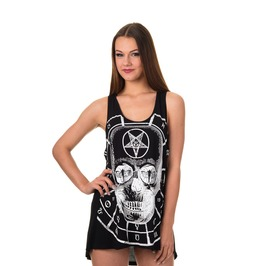 Banned Apparel Travelling Alone Vest