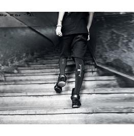Men's Fashion By The R Back Cross Print Leggings Pants Onesize