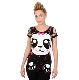 Banned Apparel Panda Top