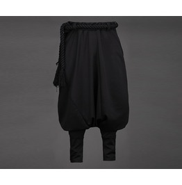 Men's Aladin Real Baggy Pants(Dark Rope Included)