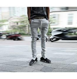 Men's Inside Zipper Training Pants