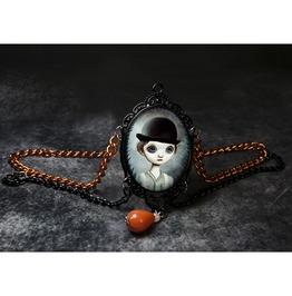 Alex A Clockwork Orange Necklace