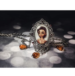Michael Jackson Cameo Necklace
