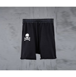 Mens Cross Pocket Baggy Shorts