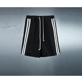 Men's Tape Short Baggy Pants