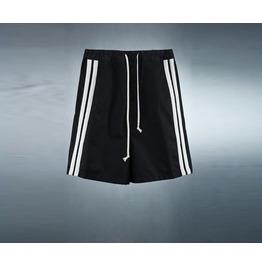 Men's Tape Short Baggy Pants