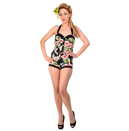 Banned Apparel Hawaii Playsuit