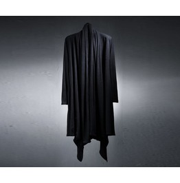Men's Neat Drape Extra Long Cardigan