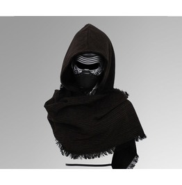 Star Wars Kylo Ren Hooded Infinity Scarf