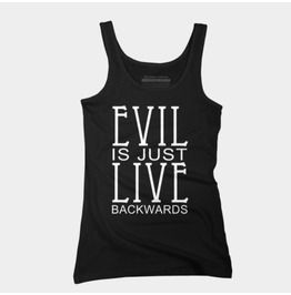 Live Evil Women's Tank