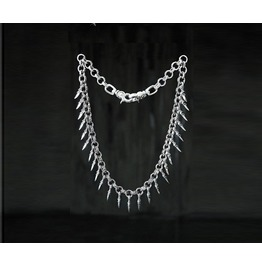 Men's Metal Dragon Claw Chain
