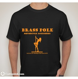 Brass Pole Logo Shirt