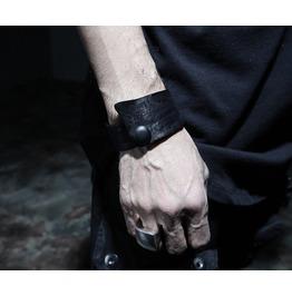 Gift/Charm Bracelets/ Gifts For Men/ Mens Cuffs Line Vintage Leather