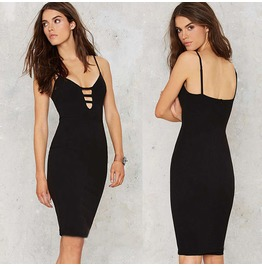 Sexy Summer Bandage Slim Bodycon Evening Party Cocktail Mini Dress