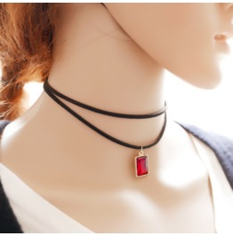 Creative Fashion New Simple Retro Necklace Multi Section Ms. Necklace