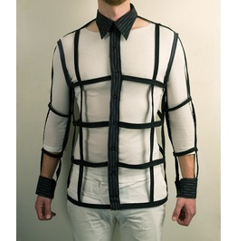 Mens Industrial Harness Shirt