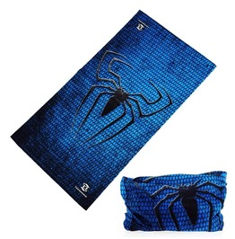 Blue Spider Multi Usage Bandana Bike Scarf