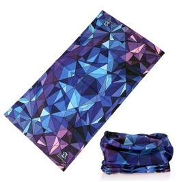 Geometric Pattern Multi Usage Bandana Bike Scarf