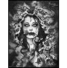 Memento Mori. Art Print Din A4