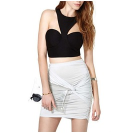 Sexy Halter Neck Casual Summer Top