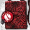Spider gothic style shoulder bag purses and handbags 2