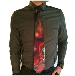 Doug P'gosh Lava Lounge Men's Tie
