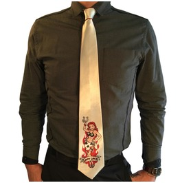Doug P'gosh Lady Luck Men's Tie