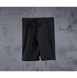 Men's Linen Belt Line Shorts