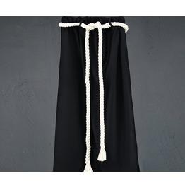 Men's Fashion Dark Rope Belt